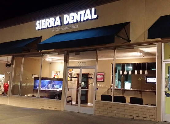 Our Cameron Park Dental Office